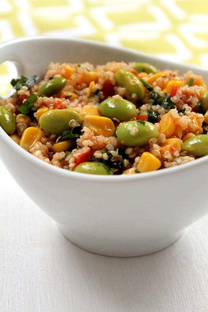 Whole Foods Quinoa Salad Black Beans